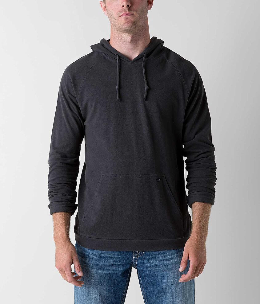 RVCA Pick Hoodie front view
