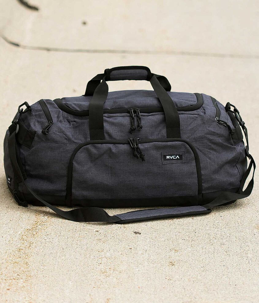 RVCA Rexford Duffle Bag front view