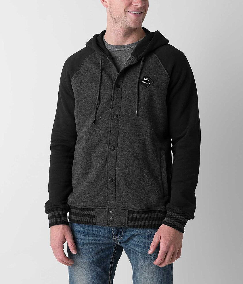 RVCA Melee Jacket front view