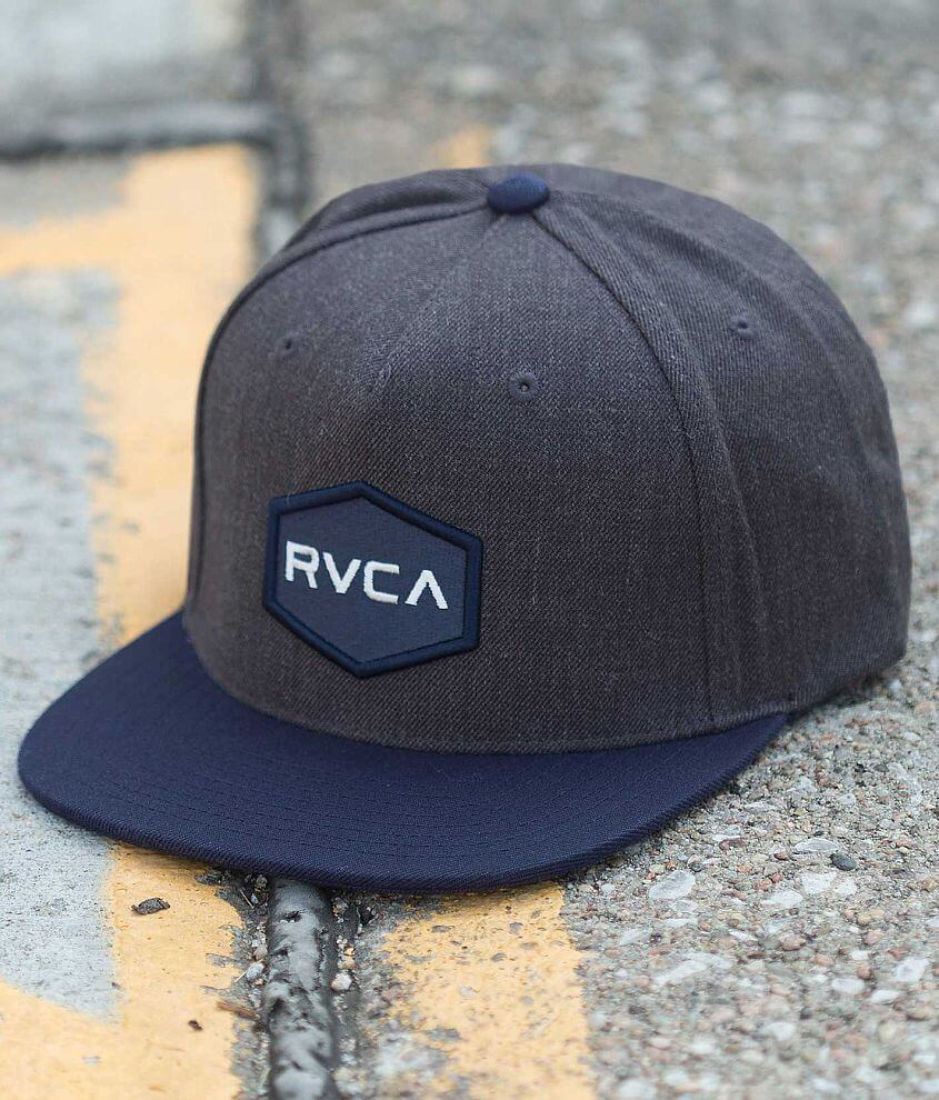 RVCA Commonwealth Hat front view
