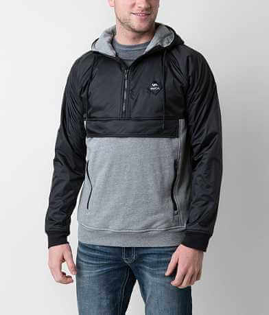 RVCA Function Hooded Jacket