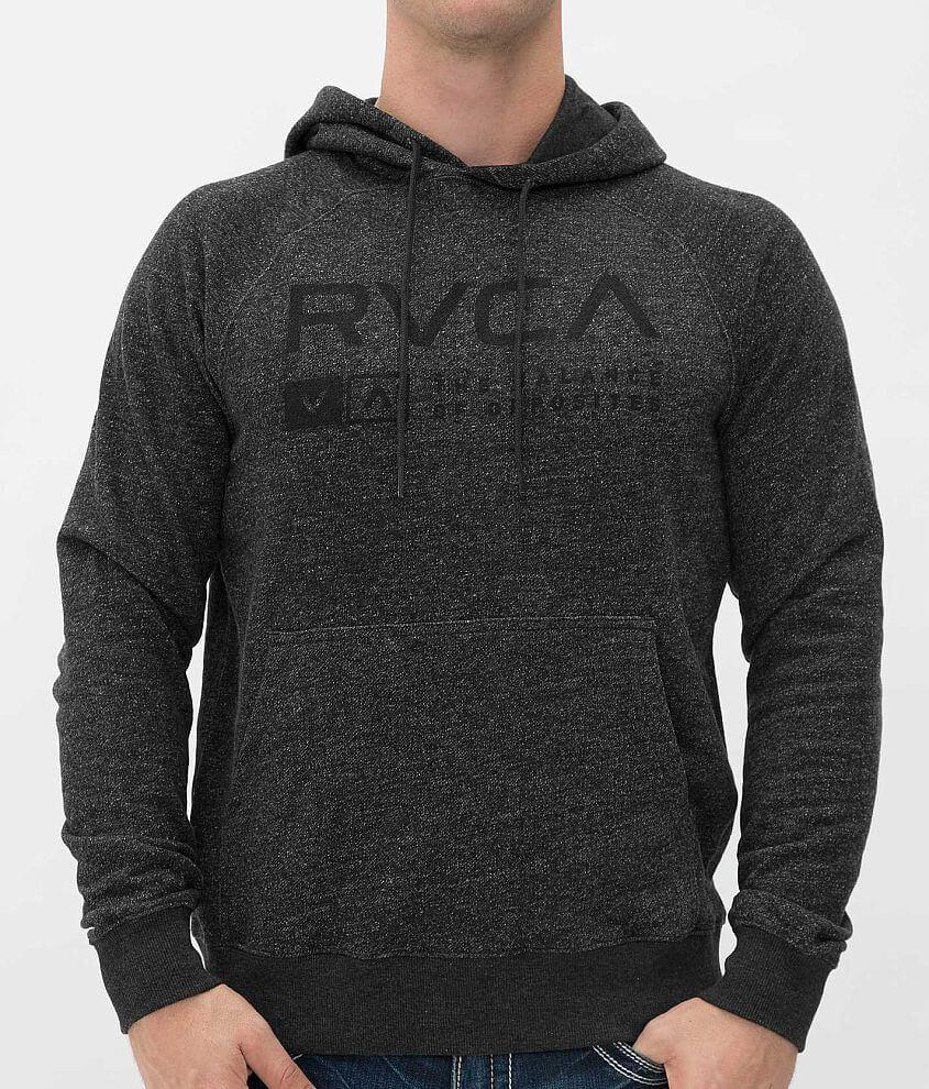 RVCA Associate Sweatshirt front view