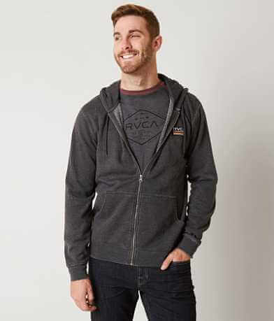 RVCA Mechanics Hooded Sweatshirt