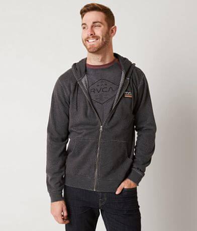 RVCA Mechanics Hooded Sweatshirt