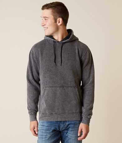RVCA Scrawl Hooded Sweatshirt