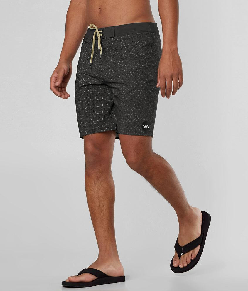 RVCA Trunk Stretch Boardshort front view