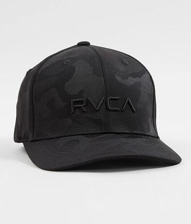RVCA Camo Stretch Hat