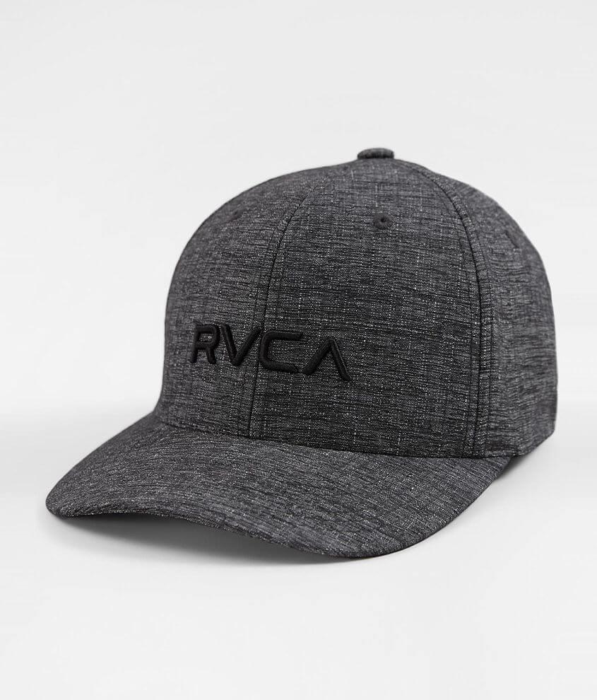 RVCA Flex Stretch Hat front view