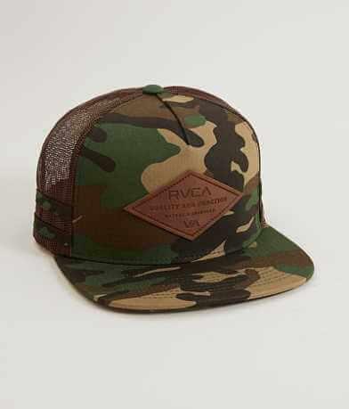 RVCA Sargento Trucker Hat