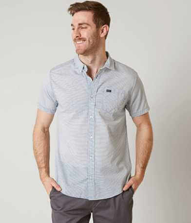 RVCA Curren Stripe Shirt