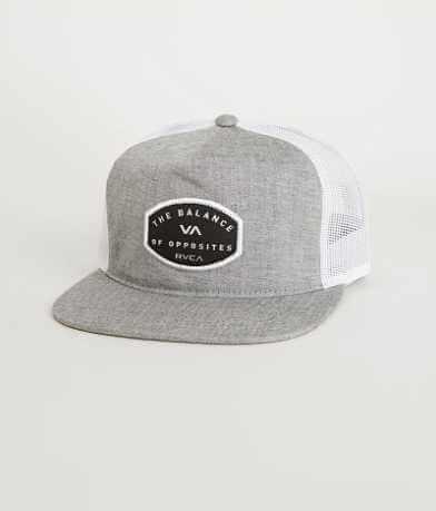 RVCA Balance Trucker Hat