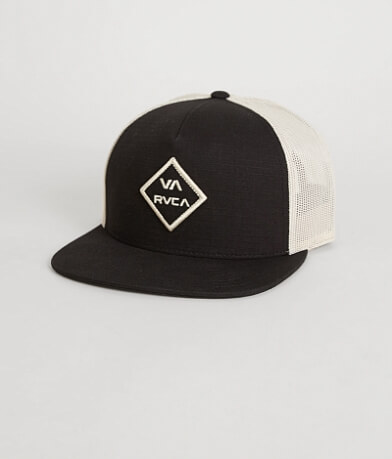 RVCA VA Diamond Trucker Hat