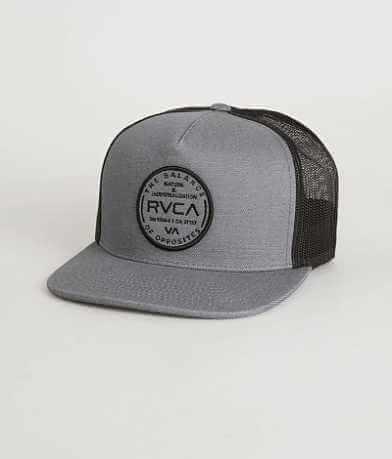 RVCA Directive Trucker Hat