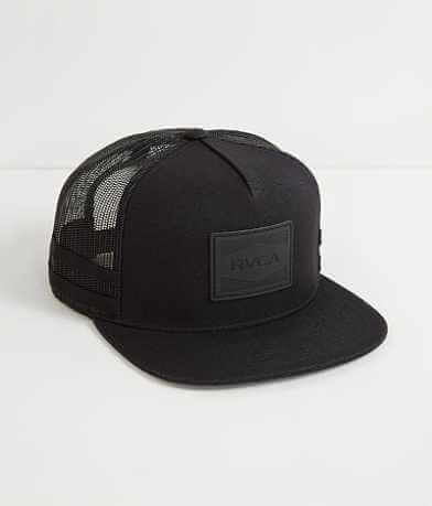 RVCA Cedar Stripes Trucker Hat