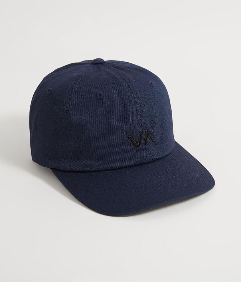 fe50c400 RVCA Redmond Hat - Men's Hats in Navy | Buckle