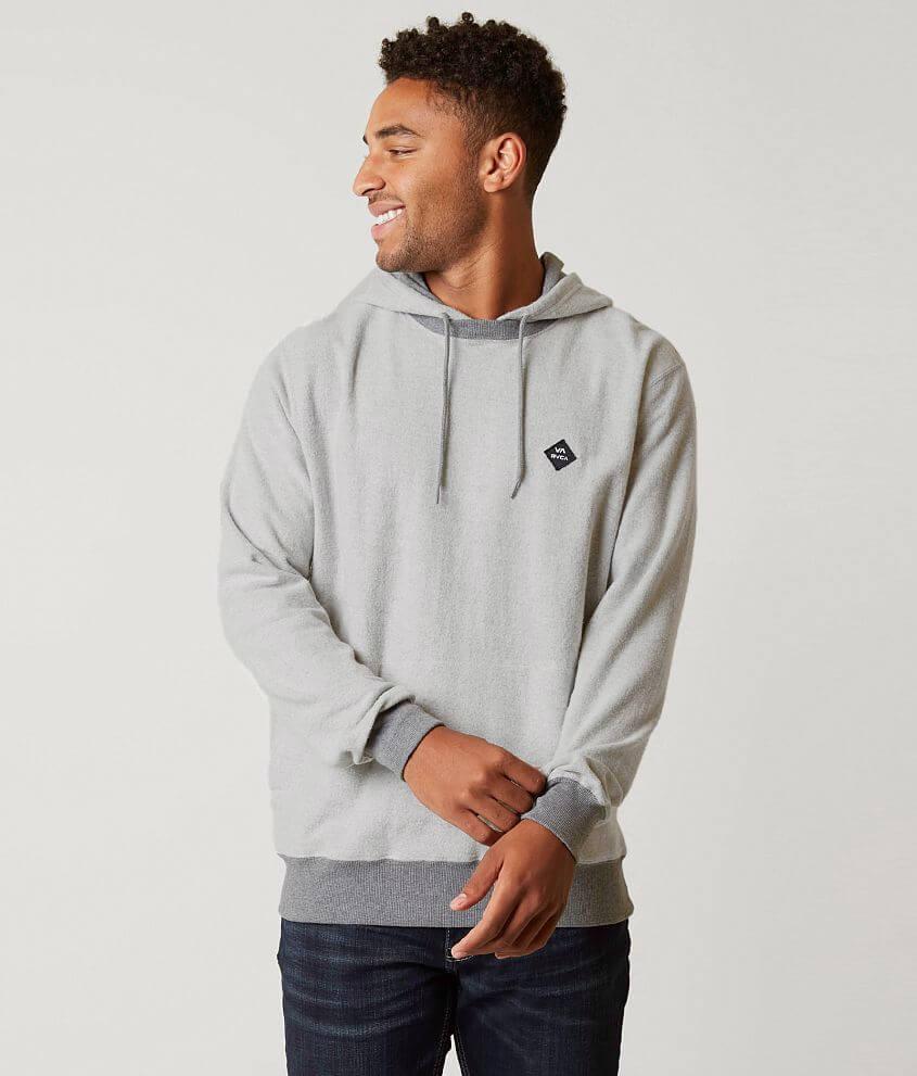 RVCA Reversal Sweatshirt front view