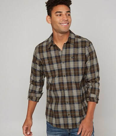 RVCA Bone Flannel Shirt