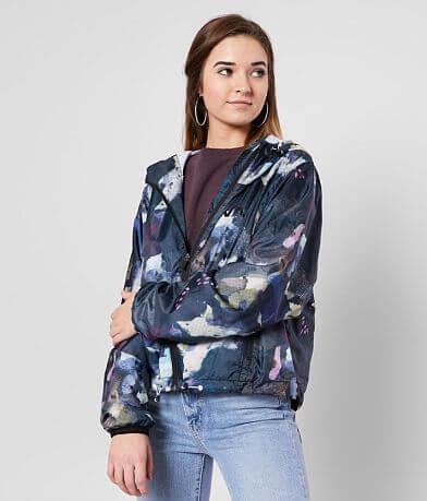 RVCA Watercolor Ripstop Windbreaker Jacket