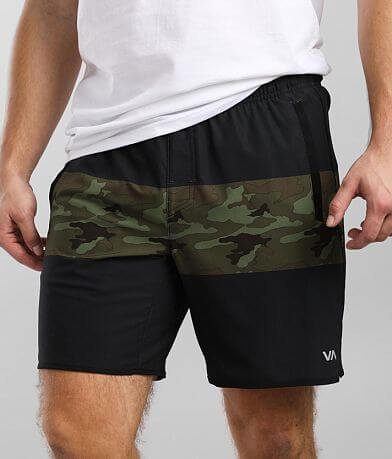 RVCA Yogger Active Stretch Short
