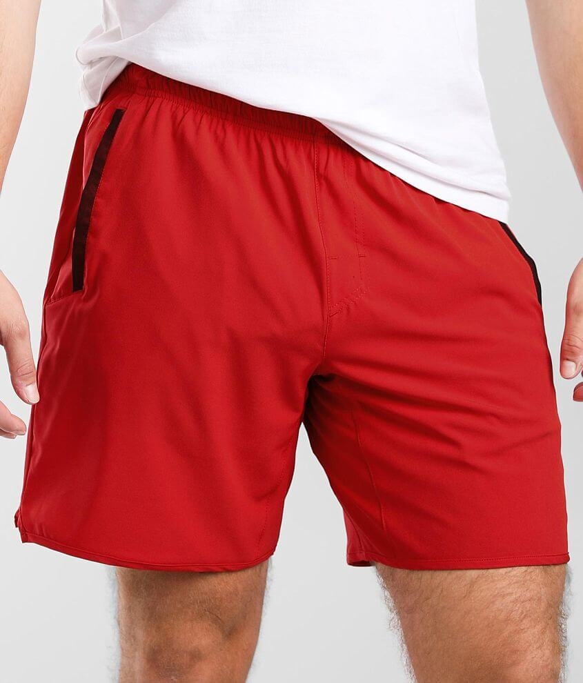 RVCA Yogger Active Stretch Short front view