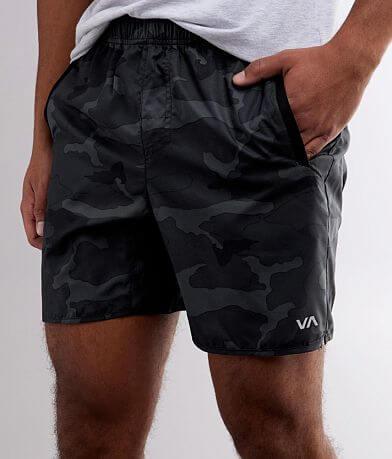 RVCA Yogger IV Camo Short