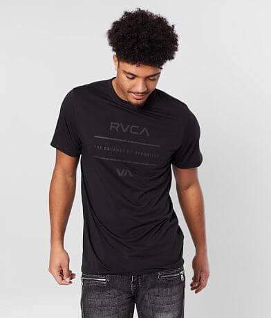 RVCA Brand Stacker Sport T-Shirt