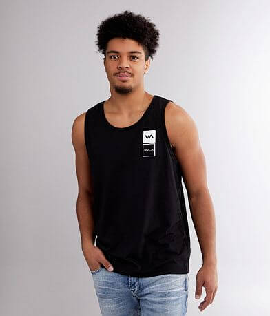 RVCA Sport Boxes Tank Top