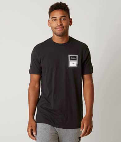 RVCA Box Label T-Shirt