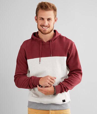 RVCA Mifflin Color Block Hooded Sweatshirt