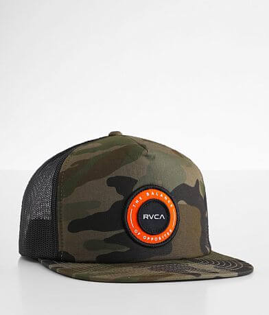 RVCA Centers Trucker Hat