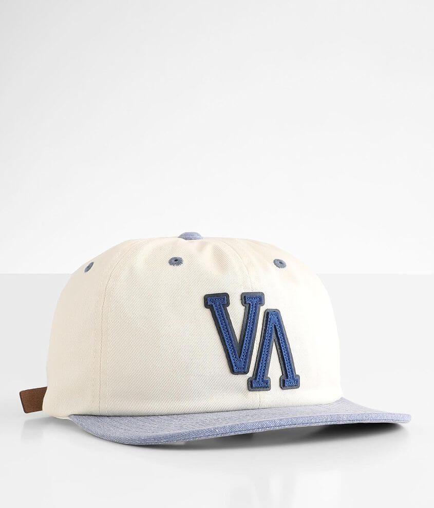 RVCA University Hat front view