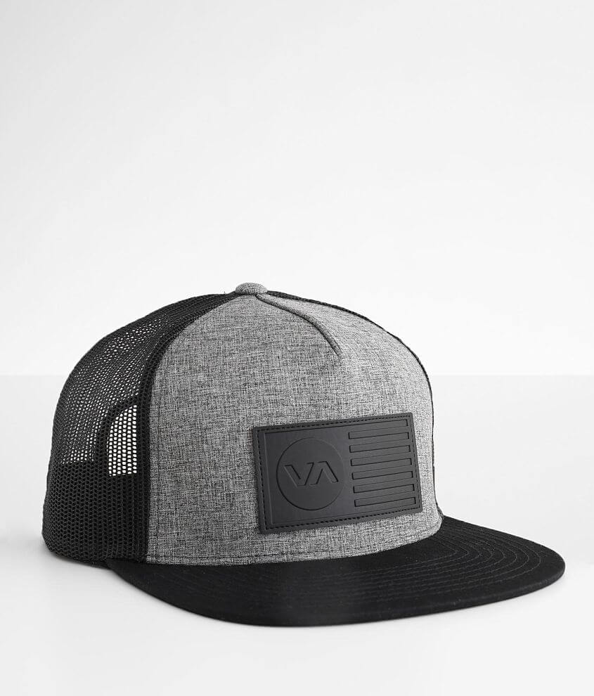 RVCA Independence II Trucker Hat front view