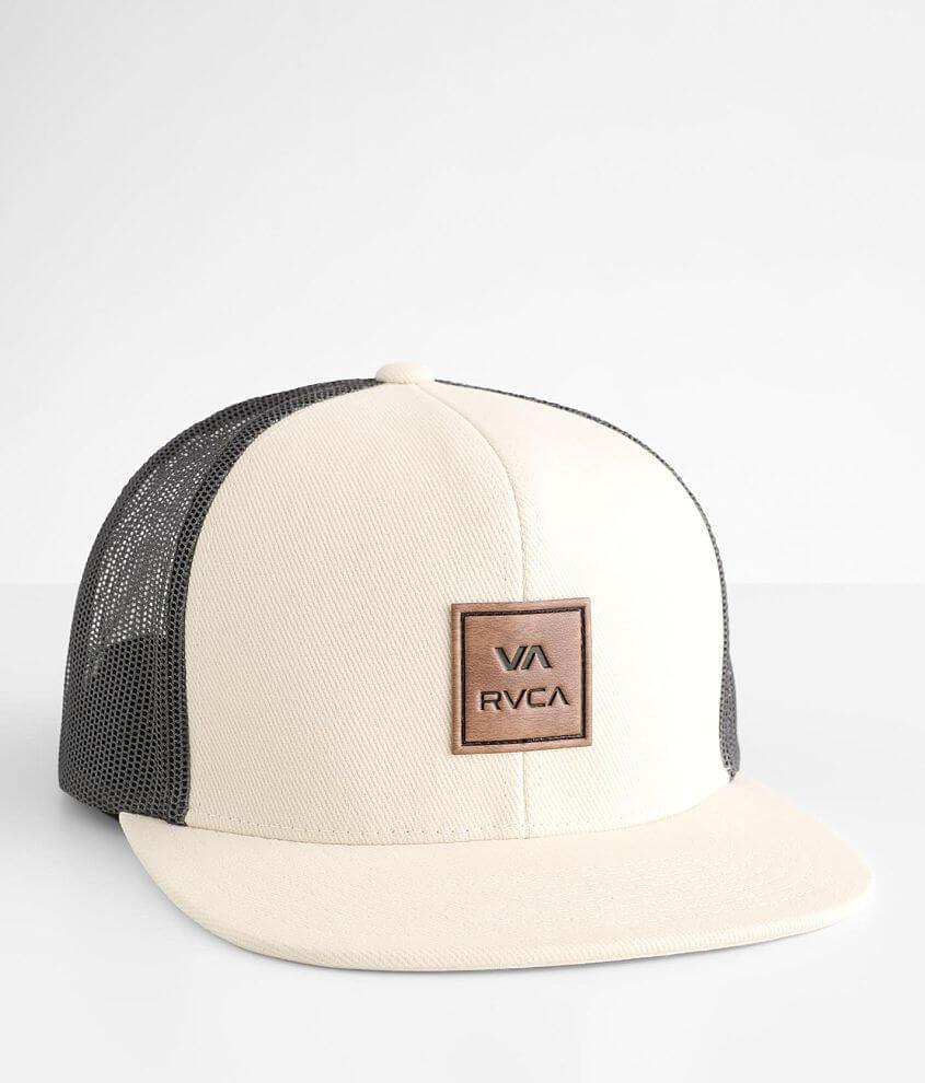 RVCA Platform 2 Trucker Hat front view