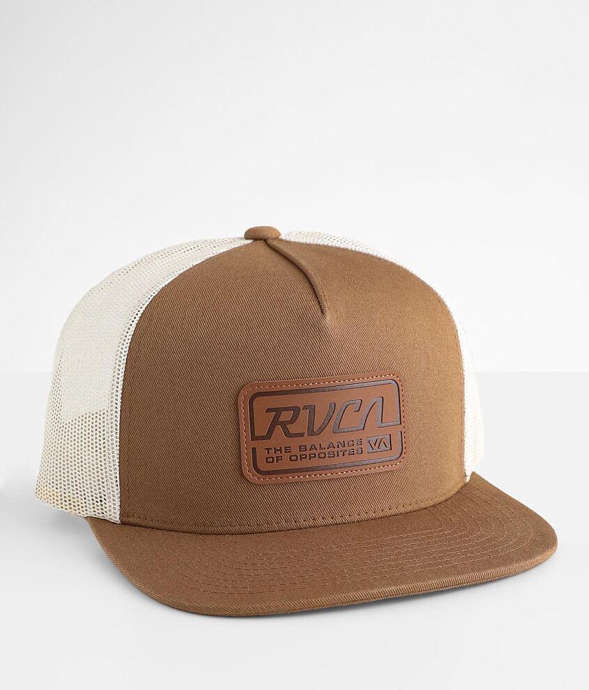 RVCA Took Trucker Hat front view
