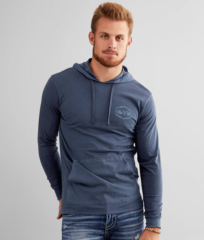 RVCA Hex Wings Hoodie front view