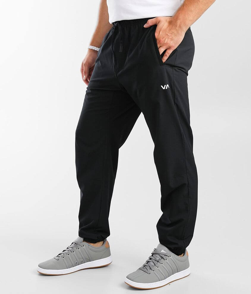 RVCA Yogger II Stretch Track Pant front view