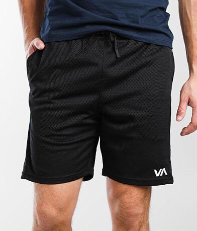 RVCA Mesh Active Short