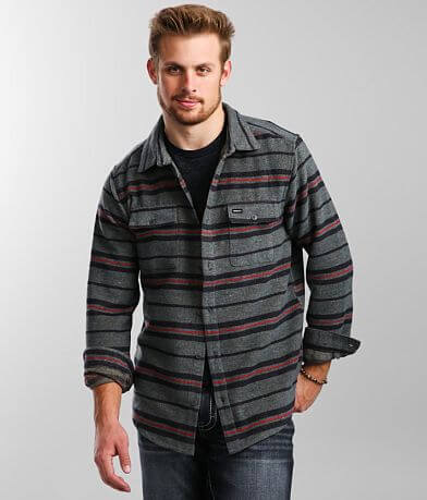 RVCA Blanket Flannel Shirt