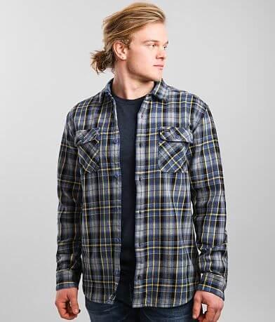 RVCA Operator Flannel Shirt
