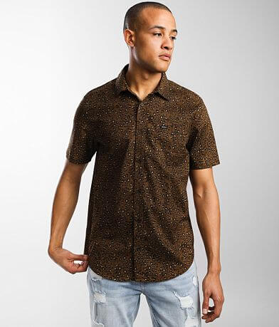 RVCA No Fun Woven Shirt