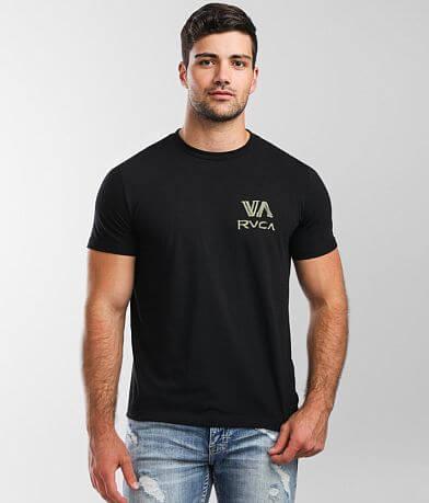 RVCA Dry Brush T-Shirt