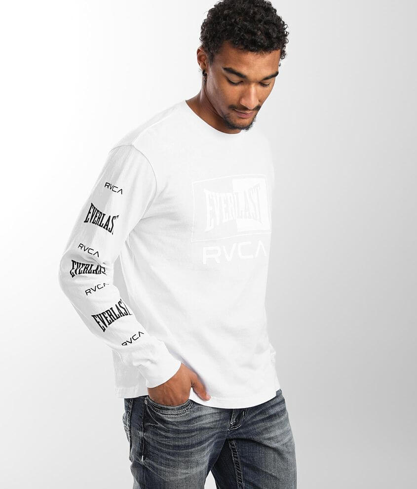 RVCA X Everlast® Box T-Shirt front view