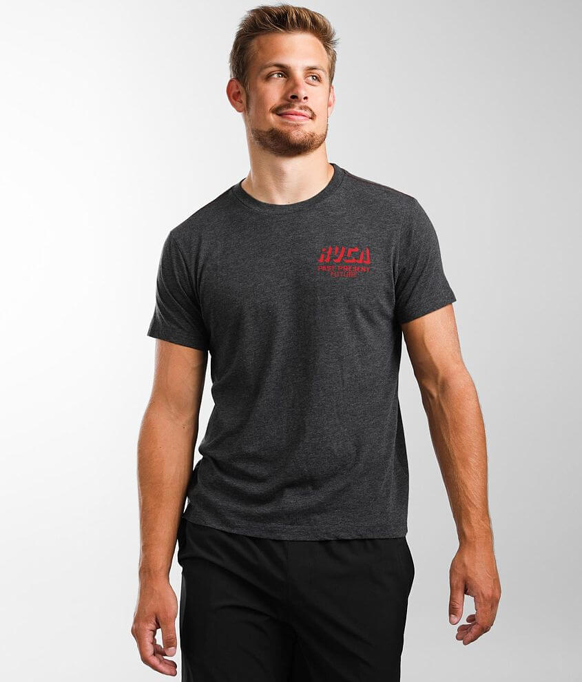 RVCA Trax T-Shirt front view