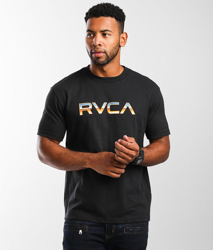 RVCA Krome T-Shirt front view