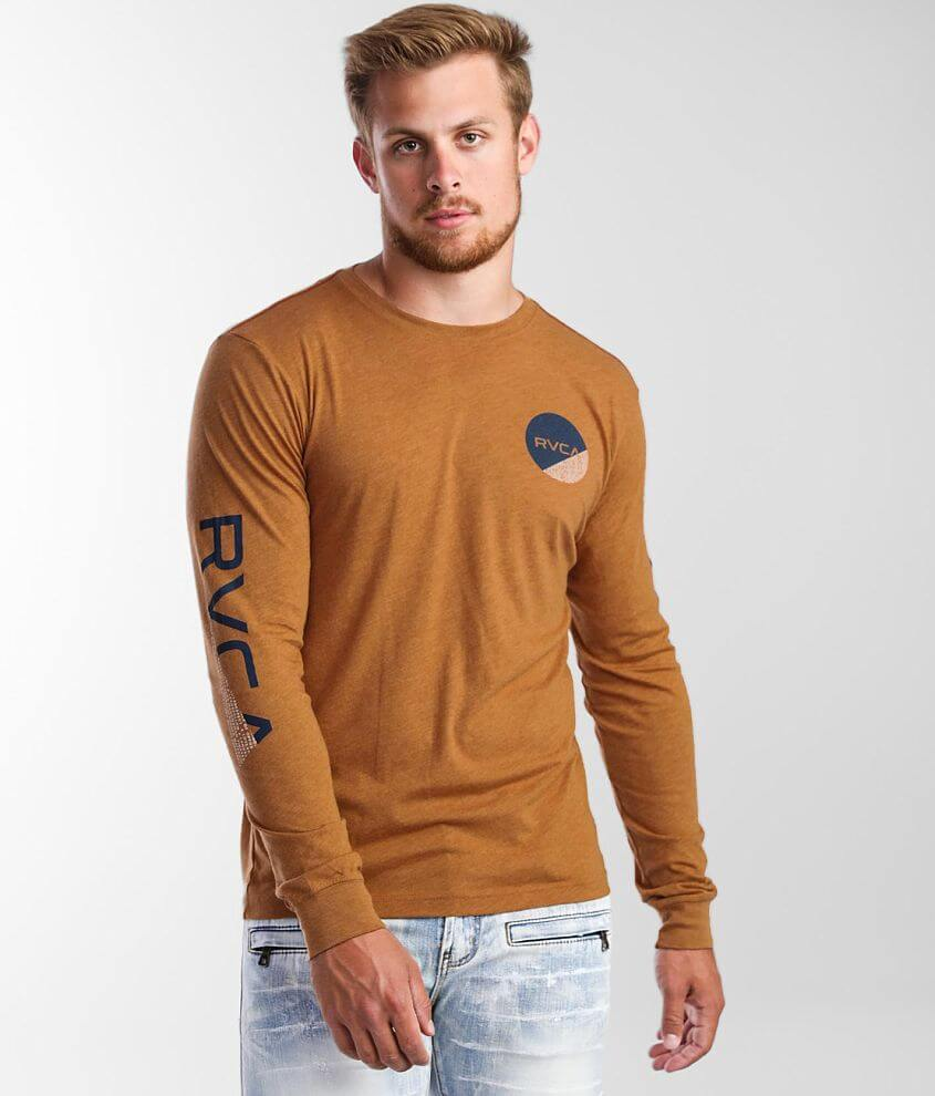 RVCA Fraction T-Shirt front view