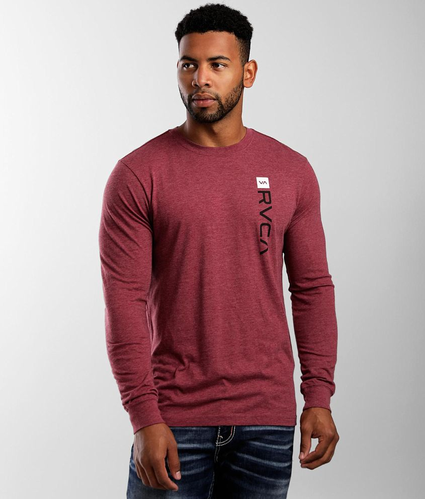 RVCA Box T-Shirt front view