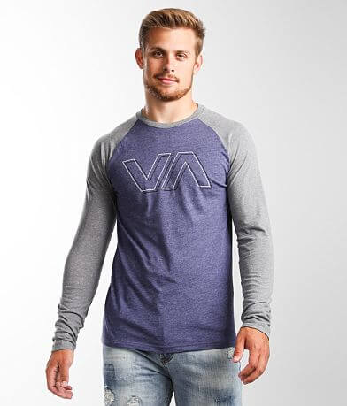 RVCA Divided T-Shirt