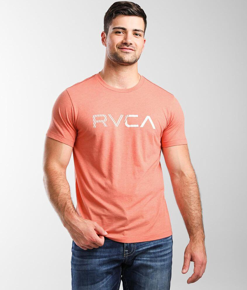 RVCA Blinded T-Shirt front view