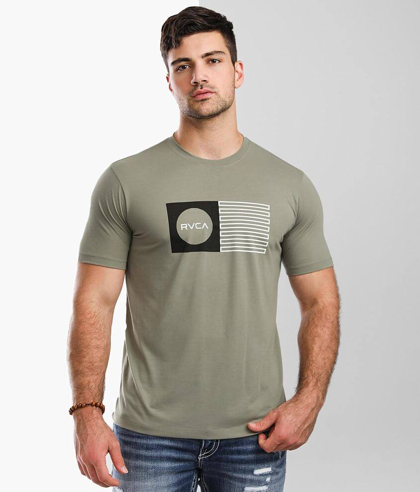 RVCA Independence Sport T-Shirt front view