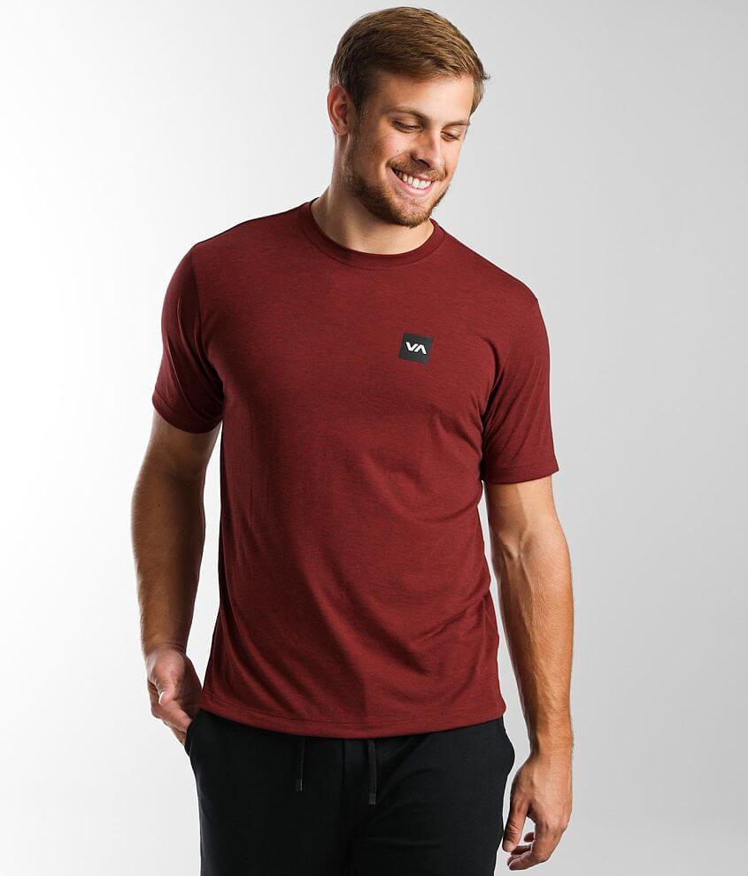RVCA 2X Sport T-Shirt front view